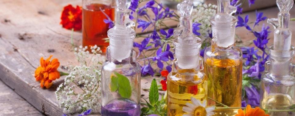 Eterična olja in njihova uporaba